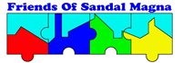 The Friends of Sandal Magna logo